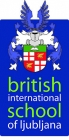 The British International School of Ljubljana Crest