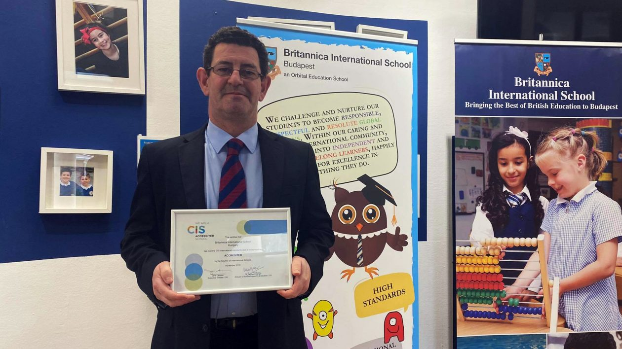 Cis Reaccreditation Principal With Certificate