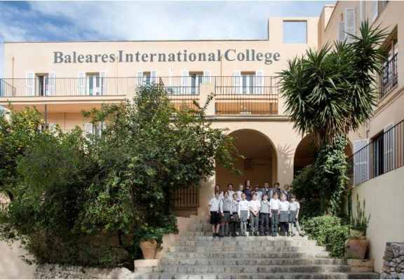 Baleares International College Palma, Sa Porrassa Campus